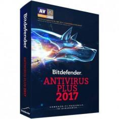 BitDefender Bitdefender Plus 2017 1an 1user - Antivirus