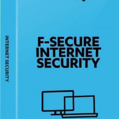 F-Secure Internet Security (2year 3user) - Antivirus
