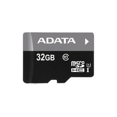 Card ADATA microSDHC 32GB Class 10 UHS-I U1 cu micro cititor V3 foto