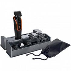 Kit de ingrijire Philips QG3340/16 Series 3000 7 in 1 negru / portocaliu - Aparat de Tuns