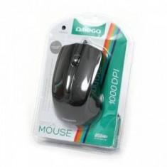 Mouse Omega OM05MIX, USB, Optica