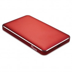 Rack HDD Inter-Tech Veloce GD-25609 USB 3.0 Red