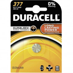 Baterie alcalina Duracell 377 1.5V
