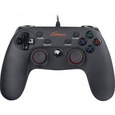 Gamepad Natec Genesis P65 pentru PC si PS3, Controller