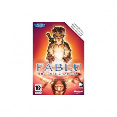 Joc PC Microsoft Fable The Lost Chapters - Jocuri PC Microsoft Game Studios, Role playing, Single player