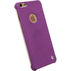 Husa Protectie Spate Krusell 90015 malmo Violet pentru APPLE iPhone 6s Plus, iPhone 6 Plus, Plastic, Carcasa