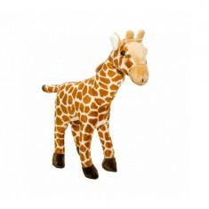 Jucarie de plus MomKi Girafa 19 cm