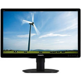Monitor LED Philips 220S4LYCB/00 22 inch 5ms Black