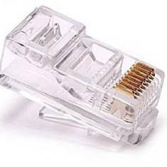 DBX DigitalBox START.LAN RJ-45 plug cat. 5e for solid cable 100pcs - Cablu PC