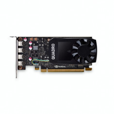 Placa video PNY nVidia Quadro P1000 DVI 4GB GDDR5 128 bit - Placa video PC PNY, PCI Express