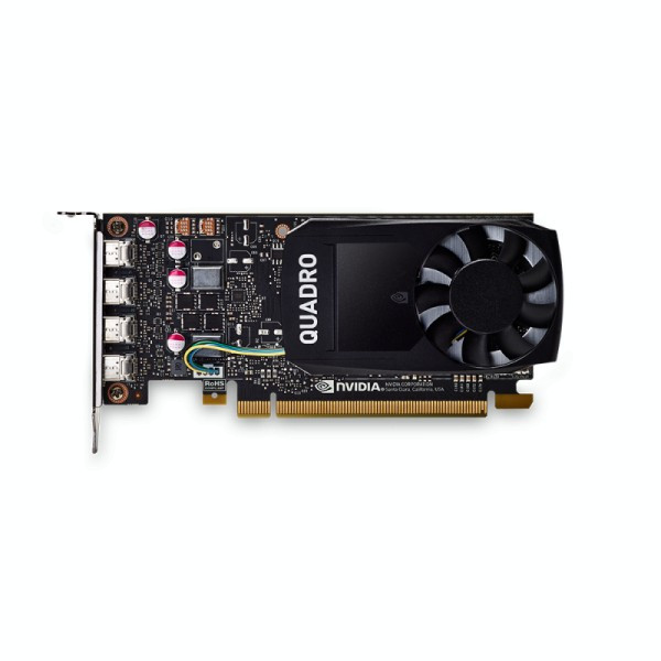 Placa video PNY nVidia Quadro P1000 DVI 4GB GDDR5 128 bit foto mare