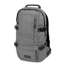 Rucsac Laptop Eastpak Eastpak Floid Ash Blend Gri 15 inch - Geanta laptop EASTPAK, Nailon
