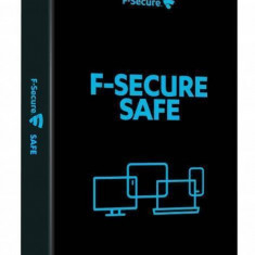 Licenta antivirus F-Secure SAFE 2 ani1 utilizator