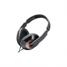 Casti Creative HQ-1600 black, Casti Over Ear, Cu fir