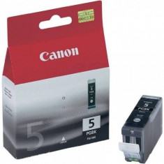 Consumabil ActiveJet Cartus compatibil Canon PGI-5Bk Black (26.5 ml) - Cartus imprimanta
