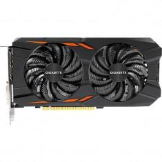 Placa video Gigabyte nVidia GeForce GTX 1050 Windforce OC 2GB DDR5 128bit - Placa video PC Gigabyte, PCI Express