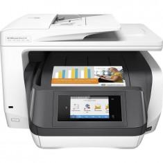 Multifunctionala HP Officejet Pro 8730 e-All-in-One A4 InkJet Color USB LAN Wireless Alb