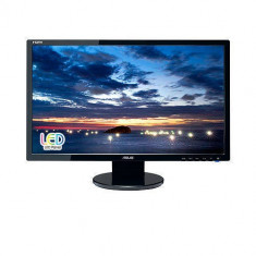 Monitor Asus VE247H 24 inch Wide Full HD DVI HDMI Boxe Negru - Monitor LED ASUS, 1920 x 1080
