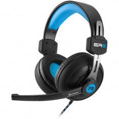 Casti gaming Sharkoon RUSH ER2 Blue - Casca PC