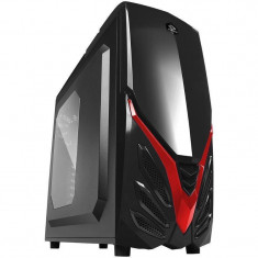 Carcasa Raidmax Viper II Black / Red - Carcasa PC