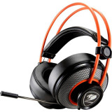 Casti gaming Cougar Immersa Black / Orange