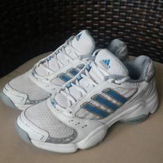Adidas - Adidasi dama, Culoare: Alb, Marime: 37 1/3
