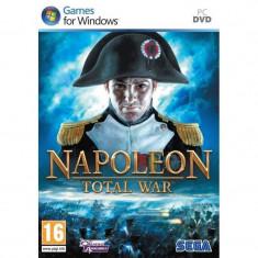 Joc PC Sega Napoleon: Total War PC - Jocuri PC Sega, Strategie, 12+, Multiplayer