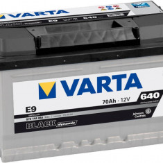 Baterie auto Varta BLACK DYNAMIC 570144064 E9 70Ah 640A, 60 - 80