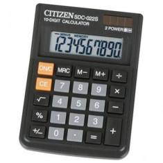 Calculator de birou Citizen SDC022S Black - Calculator Birou