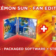 Joc consola Nintendo POKEMON SUN STEELBOOK