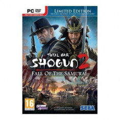 Joc PC Sega PC Shogun 2: Total War Fall of the Samurai Limited Edition - Jocuri PC Sega, Strategie, 12+, Multiplayer