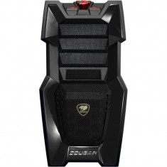 Carcasa Cougar Challenger Black - Carcasa PC Cougar, Middle tower