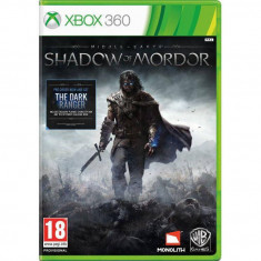 Joc consola Warner Bros Middle Earth Shadow Of Mordor Xbox360