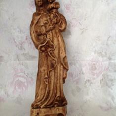 Aplica religioasa din lemn