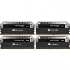 Memorie Corsair Dominator Platinum 16GB DDR4 2666 MHz CL15 Quad Channel Kit - Memorie RAM