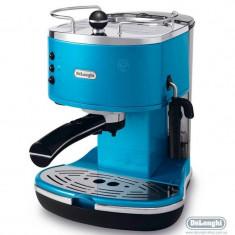 Espressor cafea Delonghi ECO 311.B 1100W 1.4 Litri 15 Bari Albastru