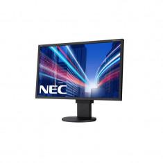 Monitor Nec MultiSync EA244WMi 24.1 inch 6 ms Black - Monitor LED Nec, 24 inch