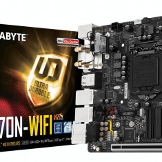 Placa de baza Gigabyte GA-Z270N-WIFI Socket LGA1151 Intel mini ITX