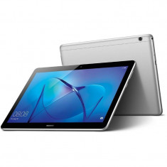 Tableta Huawei Mediapad T3 10 inch ARM Cortex Quad Core 1.4GHz 2GB RAM 16GB flash WiFi LTE 4G Android Grey