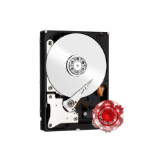 Hard Disk Western Digital WD Red Pro 4TB SATA-III 3.5 inch 7200rpm 128MB, Peste 2TB