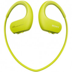 MP3 player Sony NW-WS413 Walkman Sport 4GB Green