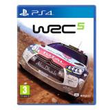 Joc consola Ubisoft WRC 5 PS4 - Jocuri PS4