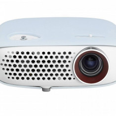Videoproiector LG PW800G DLP WXGA Alb