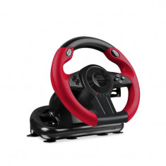 Volan SpeedLink TRAILBLAZER Racing Wheel pentru PS4/PS3/PC Black