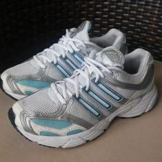 Adidas - Adidasi dama, Culoare: Alb, Marime: 38