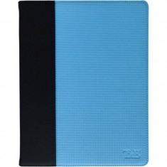 Husa tableta TnB IPADOTSBL MICRO DOTS albastra pentru Apple iPad 2 / New iPad