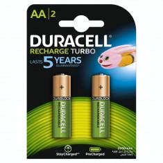 Acumulator Duracell AAK2 StayCharged 2400mAh Verde - Baterie Aparat foto
