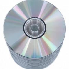 Mediu optic Esperanza CD-R OEM HQ Moser Baer India 700MB 52x Silver 100 bucati - CD Blank