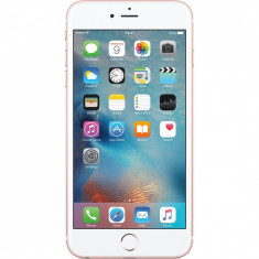 Smartphone Apple iPhone 6s Plus 128GB Rose Gold - Telefon iPhone Apple, Roz, Neblocat