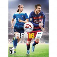 Joc PC EA FIFA 16 - Jocuri PC Electronic Arts, Sporturi, 3+, Single player